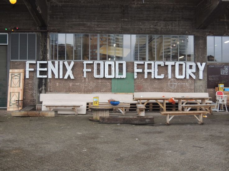 Fenix Food Factory Rotterdam Met Melk&Suiker blog