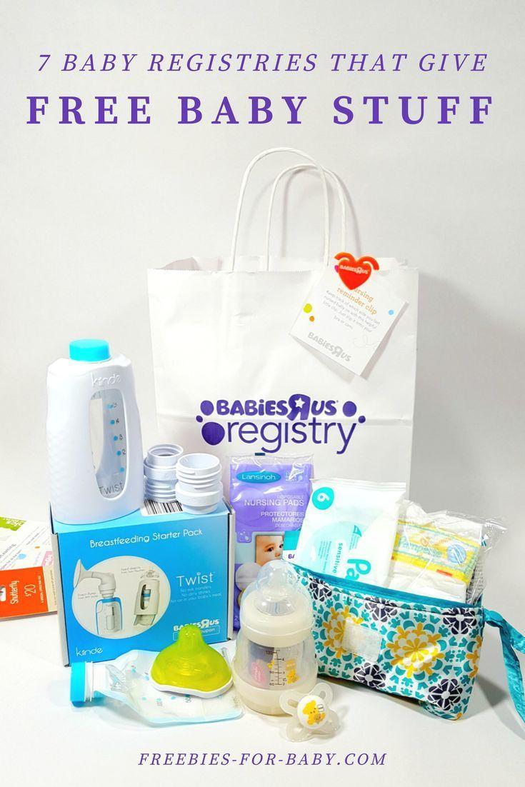 7 Best Baby Registries for Free Baby Stuff! Go Here => http://freebies-for-baby.com/5214/7-best-baby-registries-for-free-baby-stuff/  #BabyRegistry  #BestBabyRegistry  #FreeBabyStuff