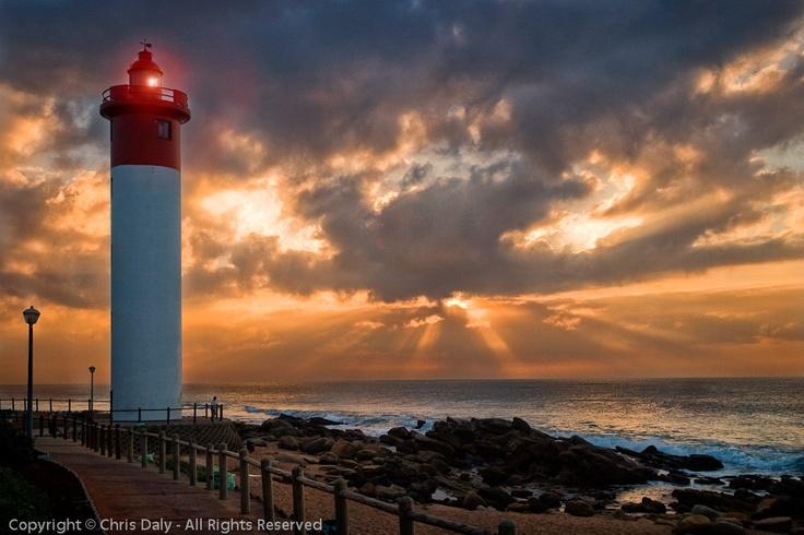 Umhlanga Light house....my home