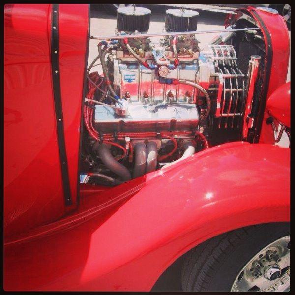 1935 Chev Pickup