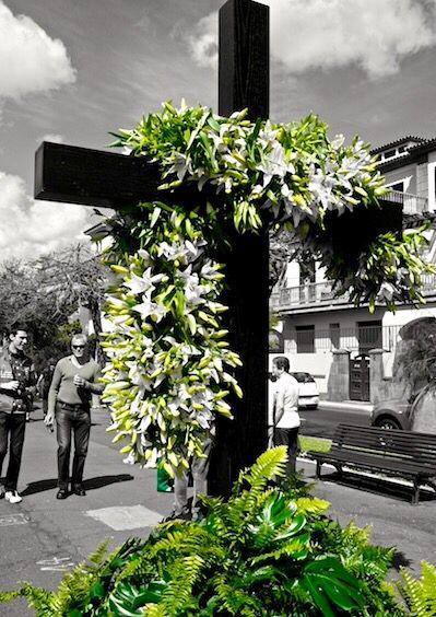 Cruces de Mayo Santa Cruz de Tenerife