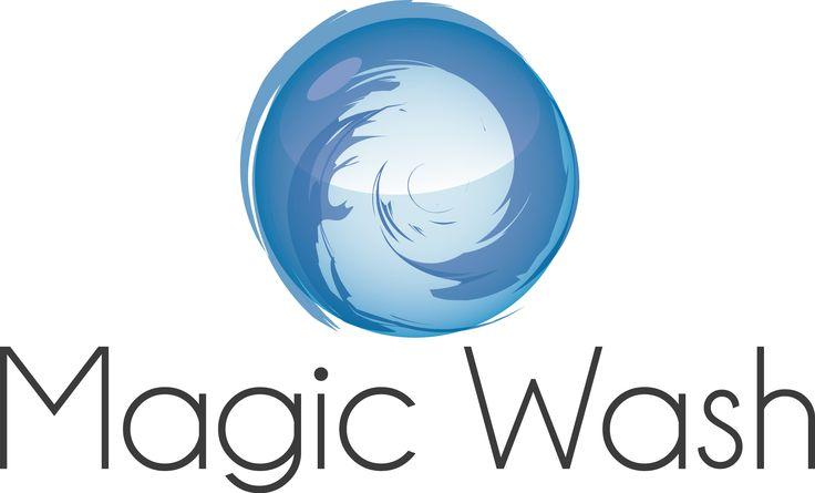 Logo - Cliente: Magic Wash