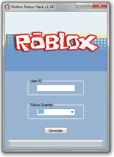 roblox robux hack tool download