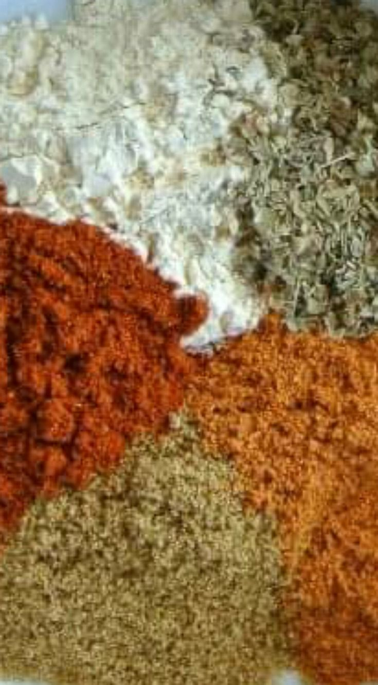 Homemade Chili Seasoning Mix ~ So easy... Two tablespoons equals one of those packets you buy at the store. Use it in chilies, tacos, casseroles, bean patty mixes and more!