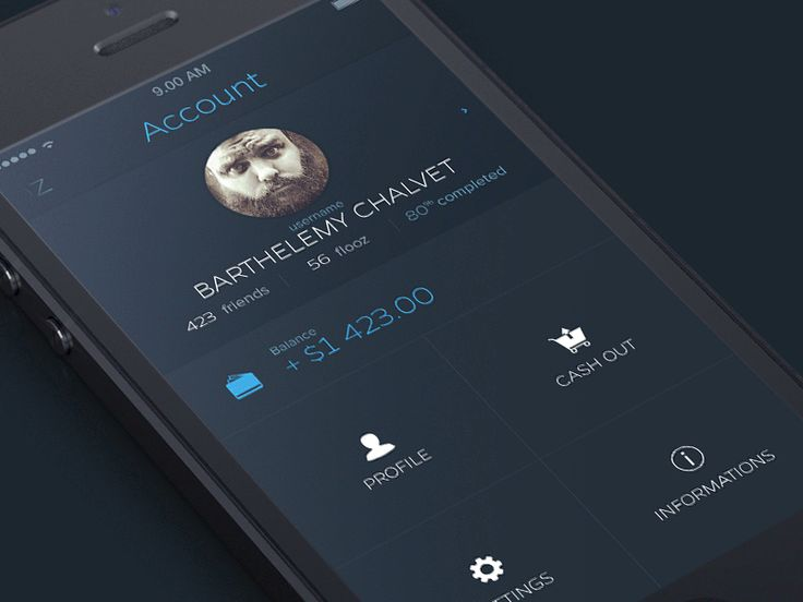 GIF - Account by Barthelemy Chalvet