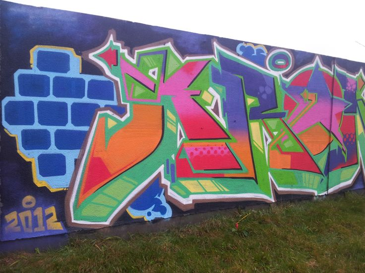 Galway #Graffiti Wall – Ireland 2013 – Part 3