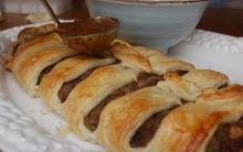 Chestnut Paté en Crôute