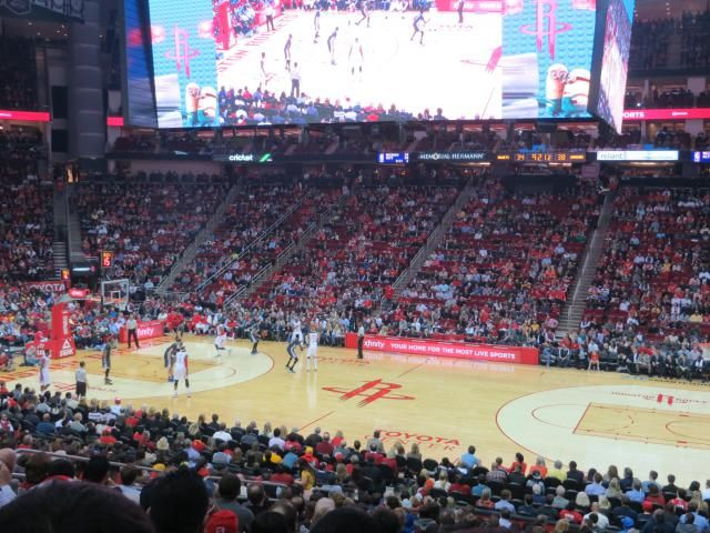 Toyota Center: Travel Guide for Attending a Rockets Game in Houston