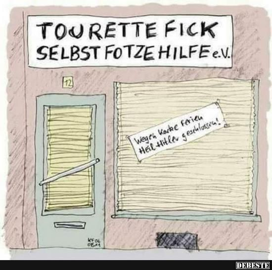 Tourette Witze