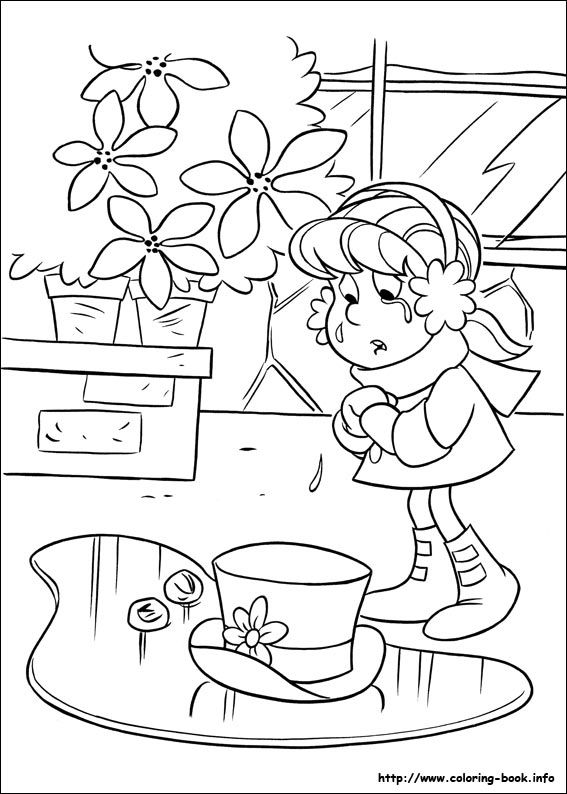 mrs frosty coloring pages - photo#32