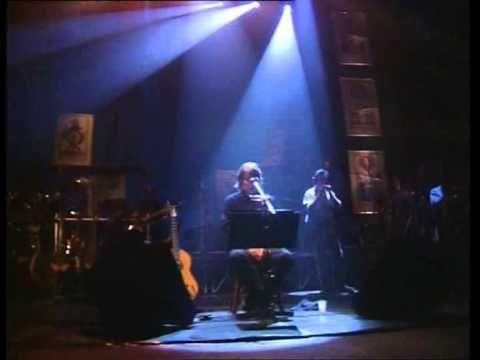 FABRIZIO DE ANDRE' - Smisurata preghiera (Live) HD