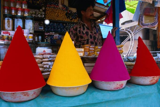 Bangalore city market                                              (Deepika)