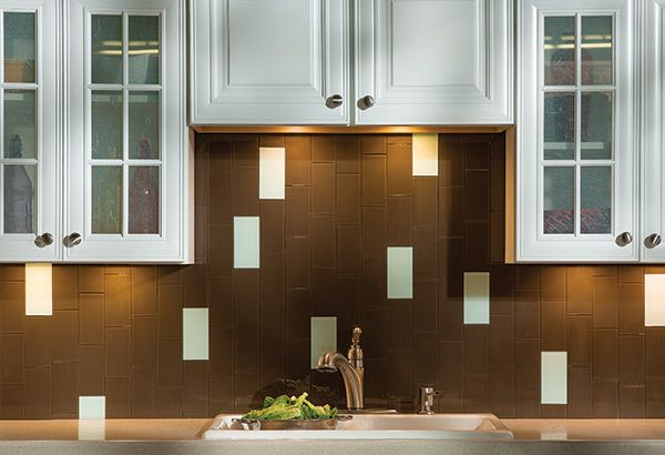 1000 images about creative kitchens on pinterest for Menards backsplash