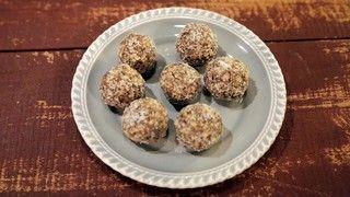 Daphne Oz's Energy Date Balls Recipe | The Chew - ABC.com 3-22-17