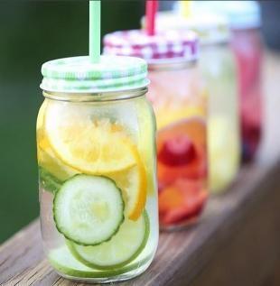 Détox Water : la nouvelle tendance pour nettoyer son foie