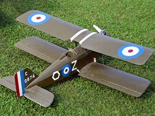 Se5a - completed model photo