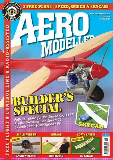 AeroModeller - April 2015