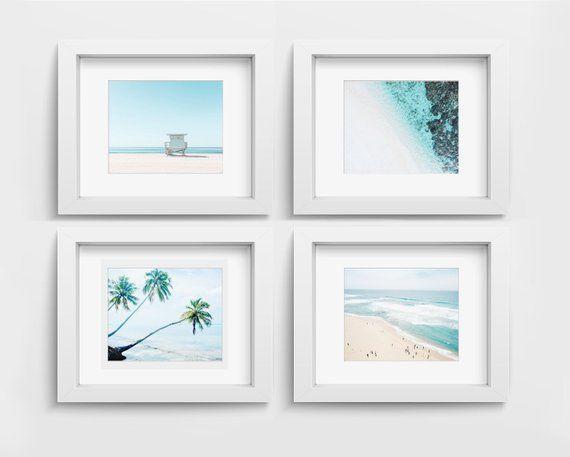 Printable Wall Art Large Wall Art Prints Downloadable Prints Ocean Photography Prints Coastal Wall Art Beach Decor Digital Print