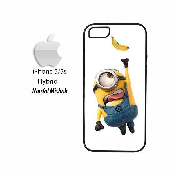 Hanging Stuart Minion iPhone 5/5s HYBRID Case