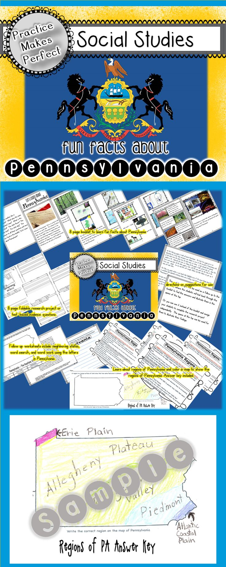 Workbooks landform matching worksheets : 29 best landforms images on Pinterest | DIY, Activities and ...