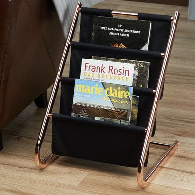 Mercer41 Marlette Magazine Rack