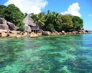 Seychelles Honeymoon Destination -- I could handle this...