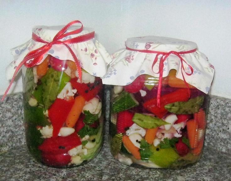 Pickled Salad / © Besa Kosova