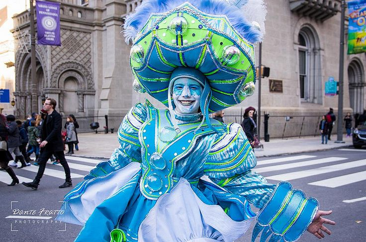 2017 Philadelphia Mummers Parade - Broad Street | by Dante Fratto Photography