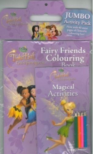 Disney Tinkerbell Great Fairy Rescue,