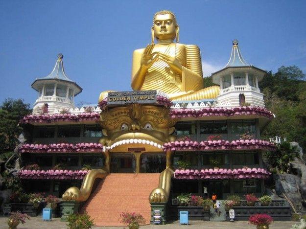 Il Tempio d'oro di Dambulla  Sri Lanka- Cerca con Google