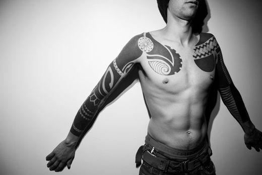 Roxx TwoSpirit's tattoo