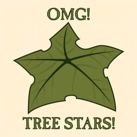 YESSSSSS! Tree Stars - The Land Before Time