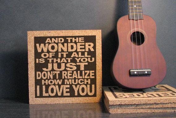 ERIC CLAPTON  Wonderful Tonight Lyrics  Cork Lyric by 8TrackRomeo