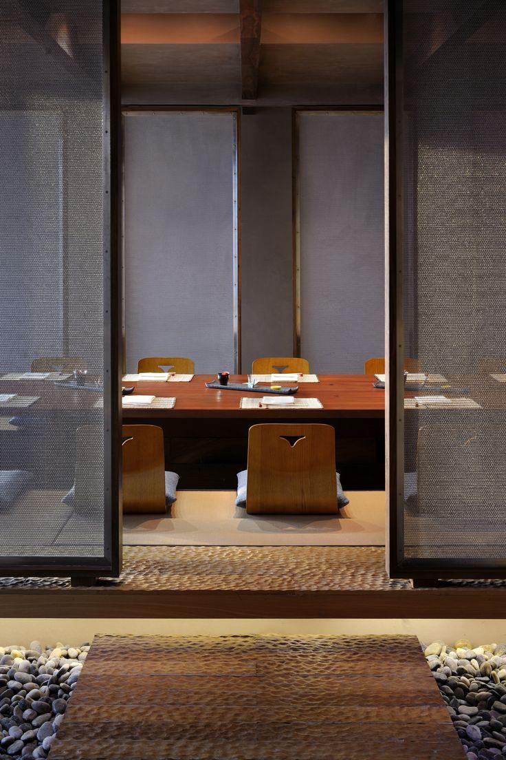 Japanese restaurant, tatami room