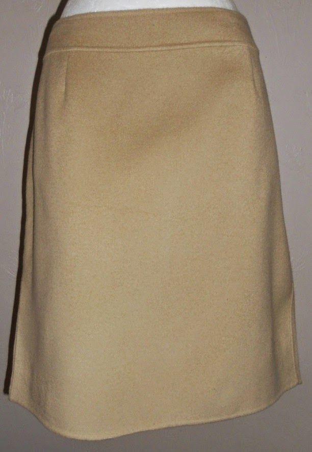 082e63ab52 El trazo de la falda recta clásica es la base para trazar otros modelos