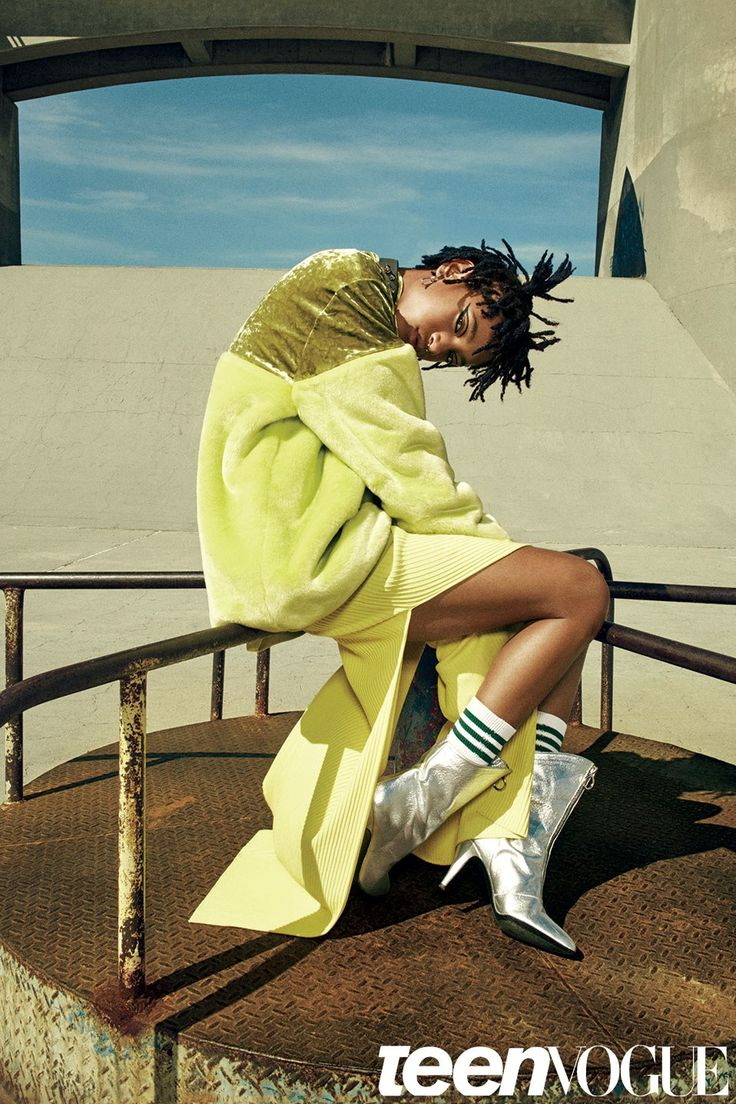 Willow Smith - the artsy ones..