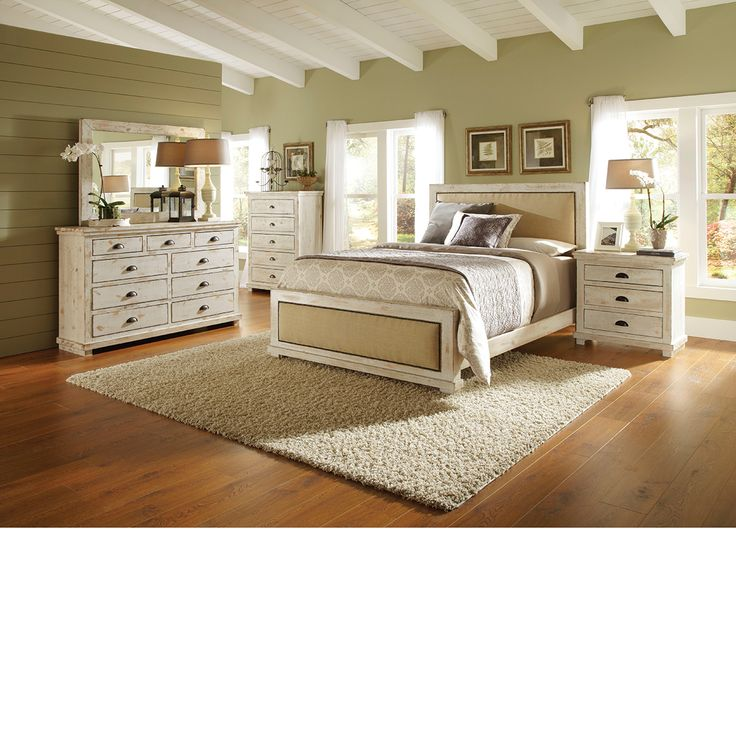 The Dump Furniture Willow White