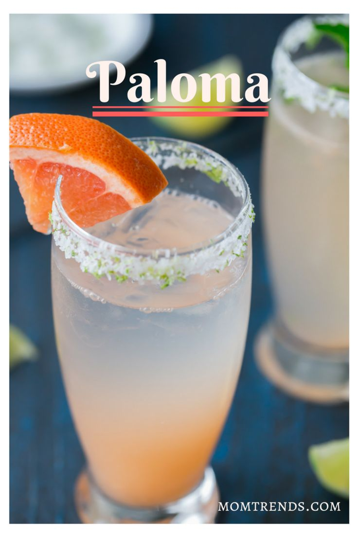 A Fun Fizzy Paloma Cocktail To Keep You Cool This Summer