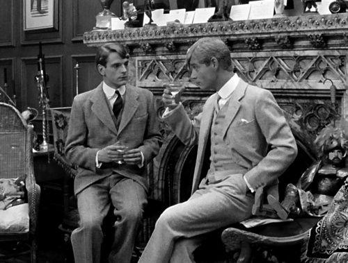 1981. Charles Ryder and Sebastian Flyte.