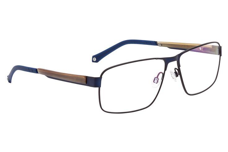 Model RR006 - Robert Rüdger Eyewear by Area98 #eyewear #glasses #frame #style #menstyle #accessories