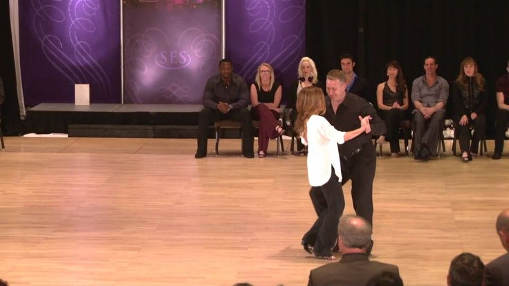 Kyle Redd & Melissa Rutz Seattle Easter Swing Champions Strictly 2014