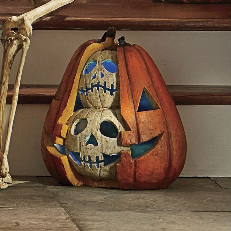 halloween dcor that wont scare your budget whether its a table in your foyer
