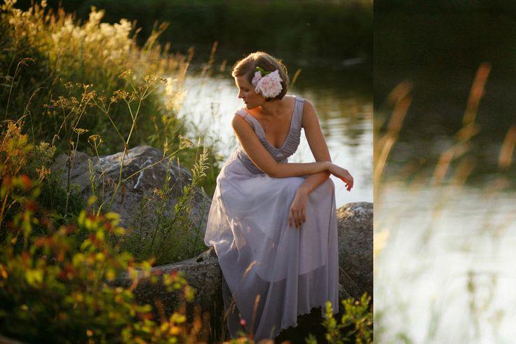 Malli: Aliisa. Kuva: Emilia Kallinen