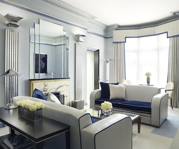 The Linley Suite, Claridge's, London