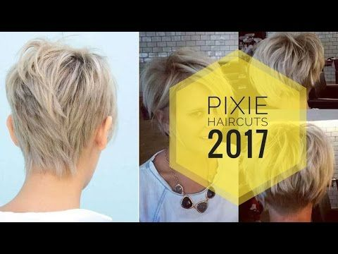 Pixie Cut Hair Styling - Curly / Wavy - YouTube