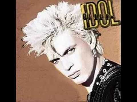 Billy Idol - White Wedding