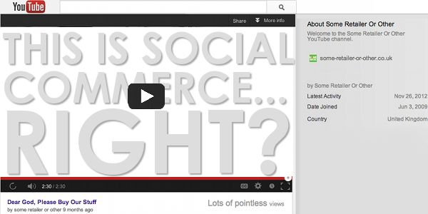 Are you actually doing social commerce? Five simple tests. - buyapowa
