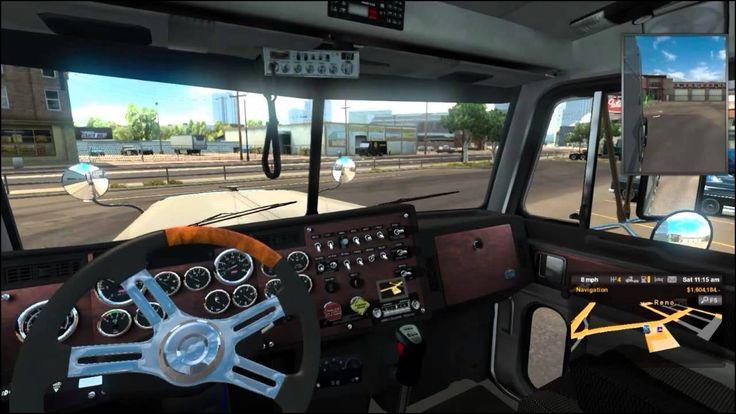 American Racing Wheel Simulator