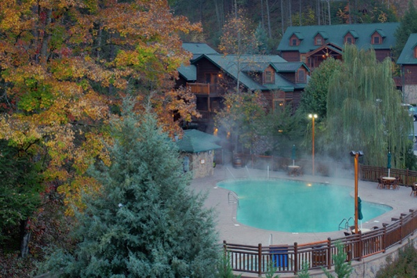 Resort Amenities Smokey Mountain Westgate Resort & Spa in TN