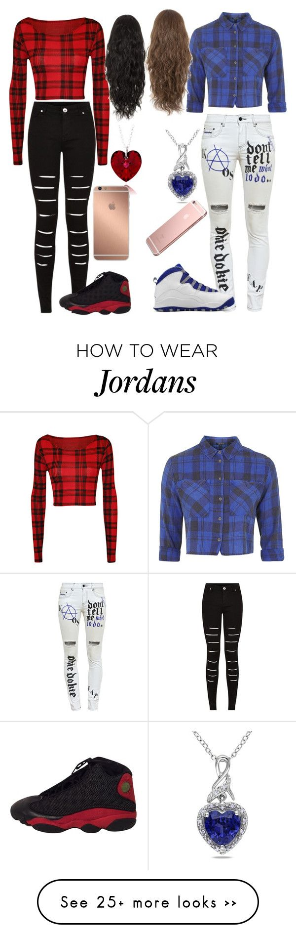 """Meeting The Magcon boys"" by kylayiah53 on Polyvore featuring moda, Filles à papa, Topshop, WearAll, Ice y Mura"